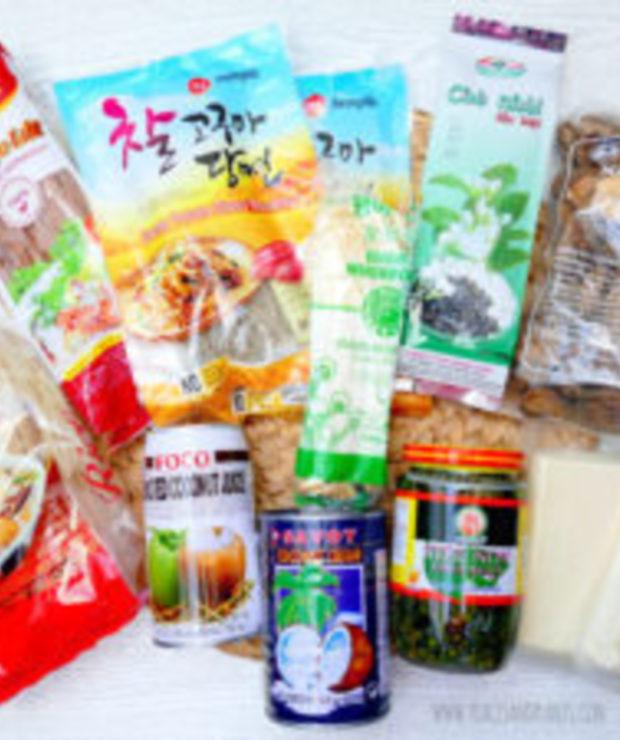 #4 Haul: Wegańskie jedzenie azjatyckie z Asia Tasty - Sklepy