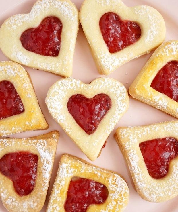 Ciasteczka od serca - Ciastka