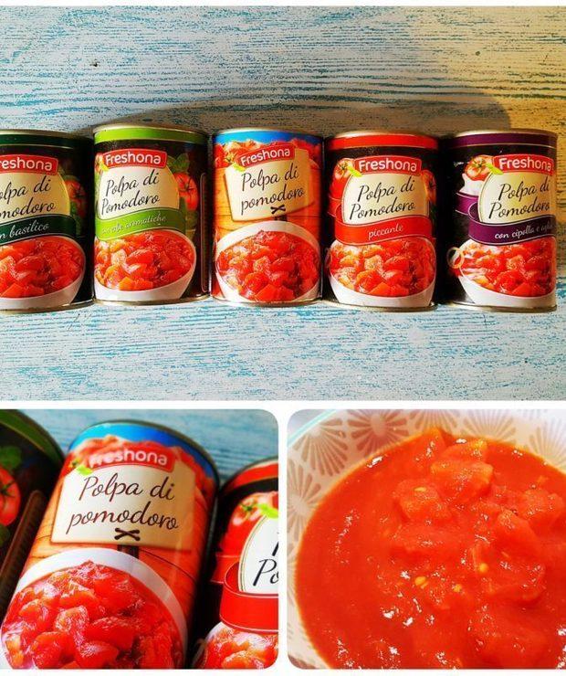 Pomidory z uśmiechem (Pomidory Freshona/Lidl. Recenzja) - Produkty