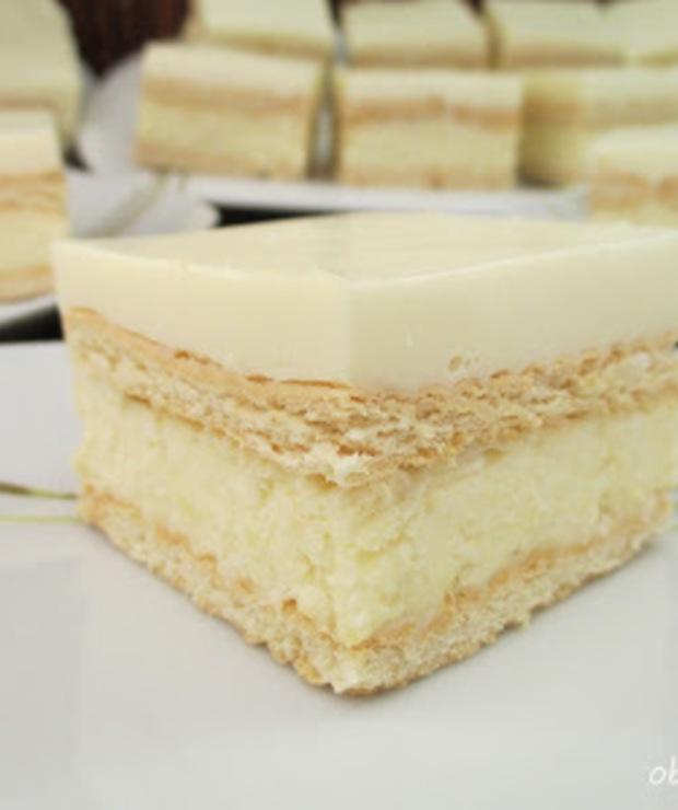 Ciasto kokosowo - cytrynowe bez pieczenia - Bez pieczenia