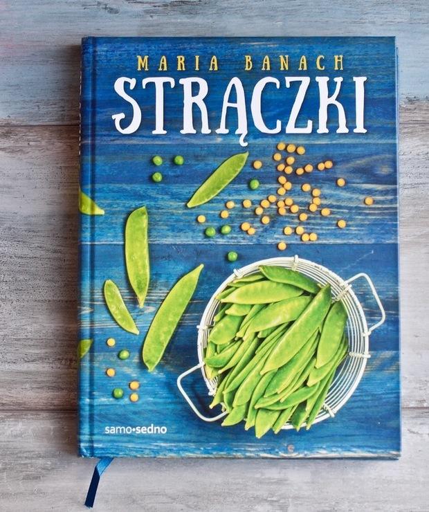 Książka Strączki Marysi Banach - Potrawy