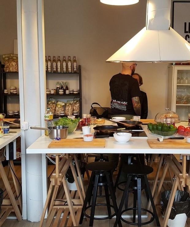 Konfitura z czerwonej cebuli w kuchni Baccaro - Warzywne