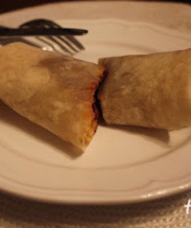 Domowa pszenna tortilla jak marzenie - Mączne