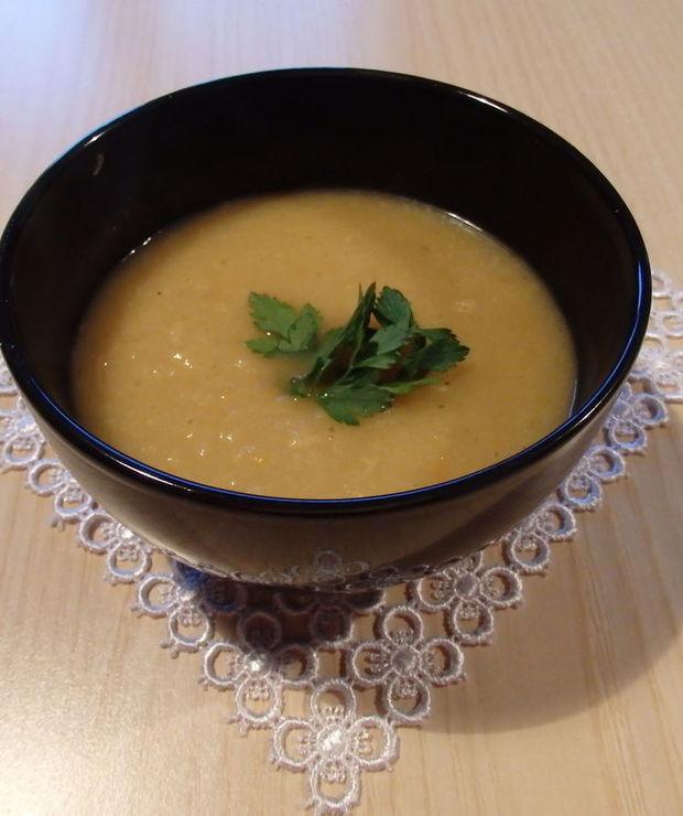 Zupa szparagowa krem - Kremy