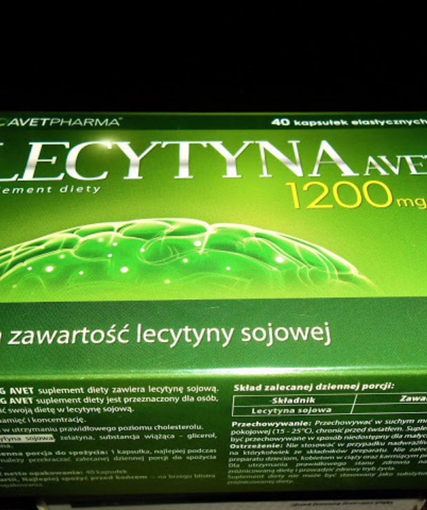 Lecytyna 1200 Avet - Produkty