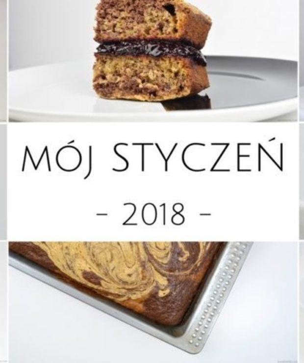 Mój Styczeń 2018 - Potrawy