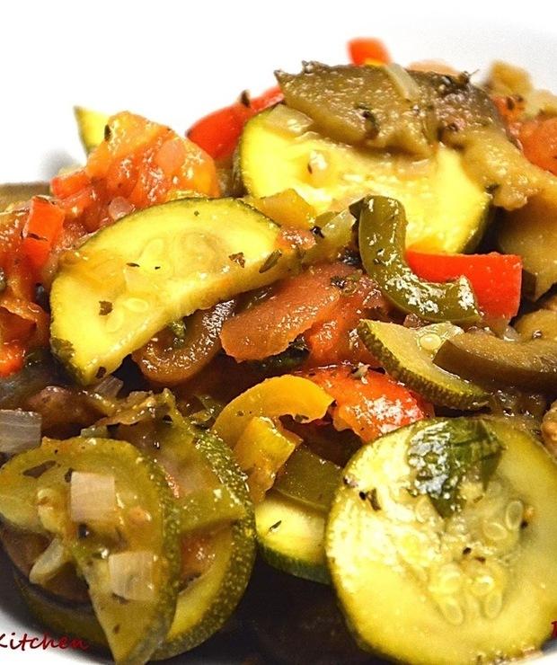 Ratatouille - Warzywa