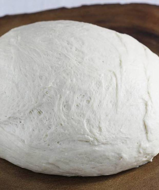 Najlepsze ciasto na pizzę - Chleby