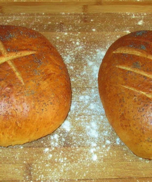 Chleb na suchych drożdżach - Chleby