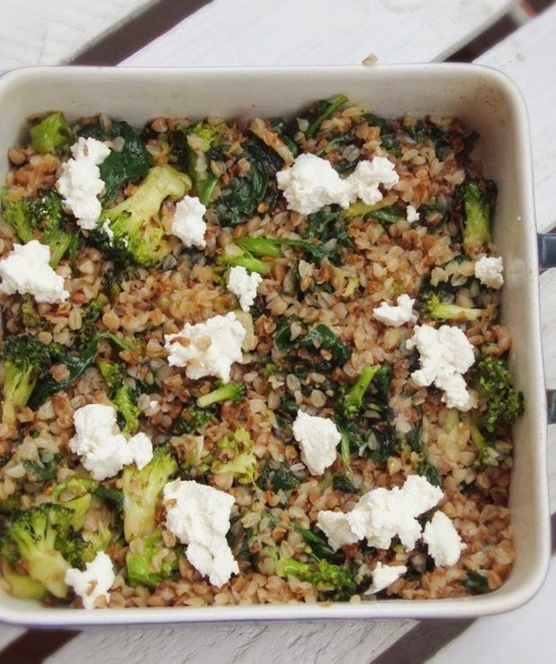 Bezmięsny obiad w 10 minut - Dania z ryżu i kaszy