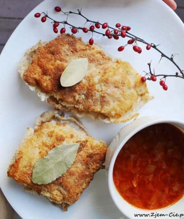 Ryba w zalewie octowo-pomidorowej – idealna na Sylwestra - Dorsz