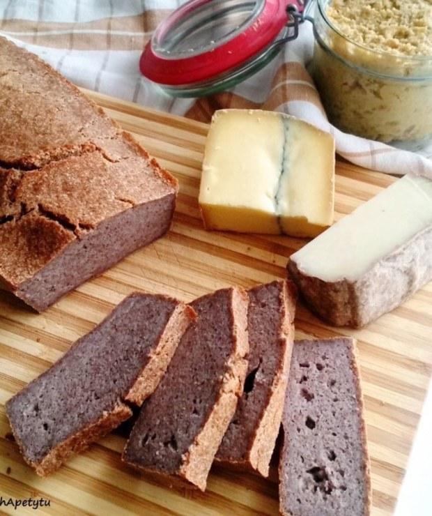 Chleb z kaszy gryczanej - Bezglutenowe