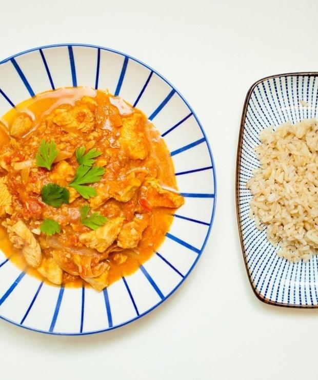 Butter chicken (kurczak na maśle) – prosty przepis na indyjskie curry - Wołowina