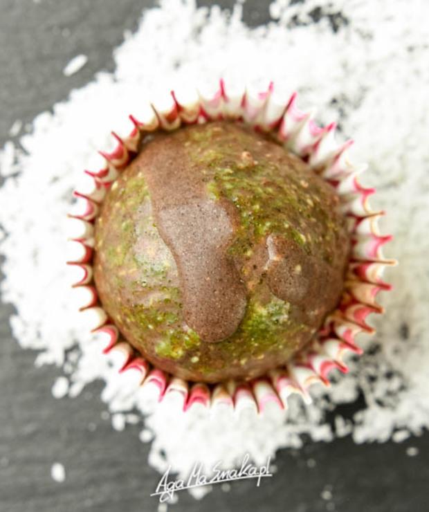 Kokosowe kulki mocy w czekoladzie - Inne
