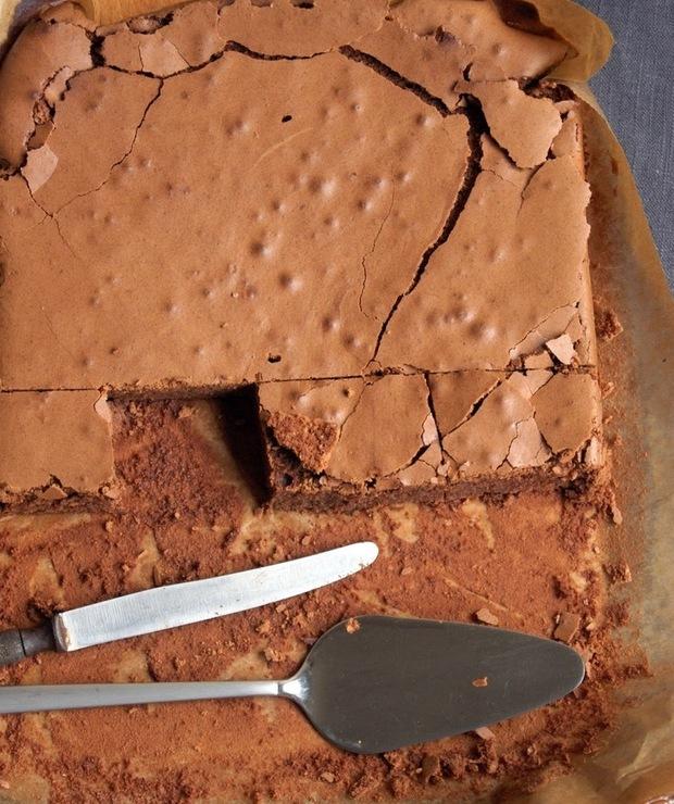Brownie bezglutenowe na mące gryczanej - Inne