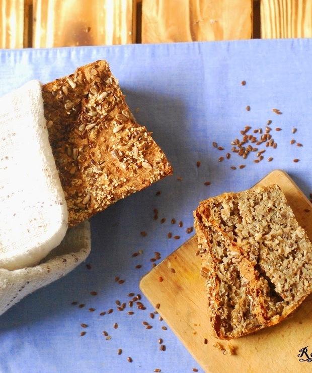Chleb pełnoziarnisty - Chleby
