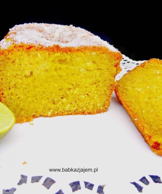 Ciasto limonkowo-kokosowe | Lime and drizzle coconut cake - Babki