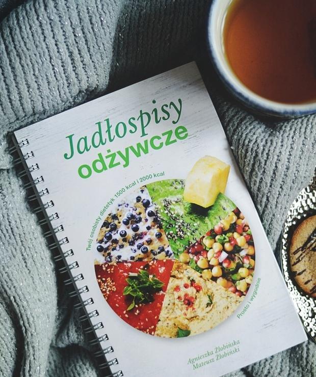 """Jak jeść zdrowo, prosto i wygodnie? """"Jadłospisy odżywcze"""" – recenzja książki. - Produkty"""