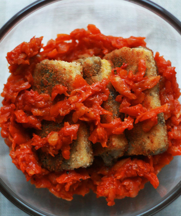 Tofu po grecku - Jarskie