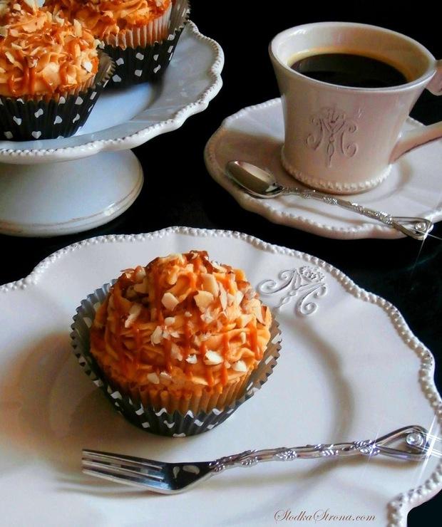 Babeczki Kajmakowe - Muffiny i babeczki