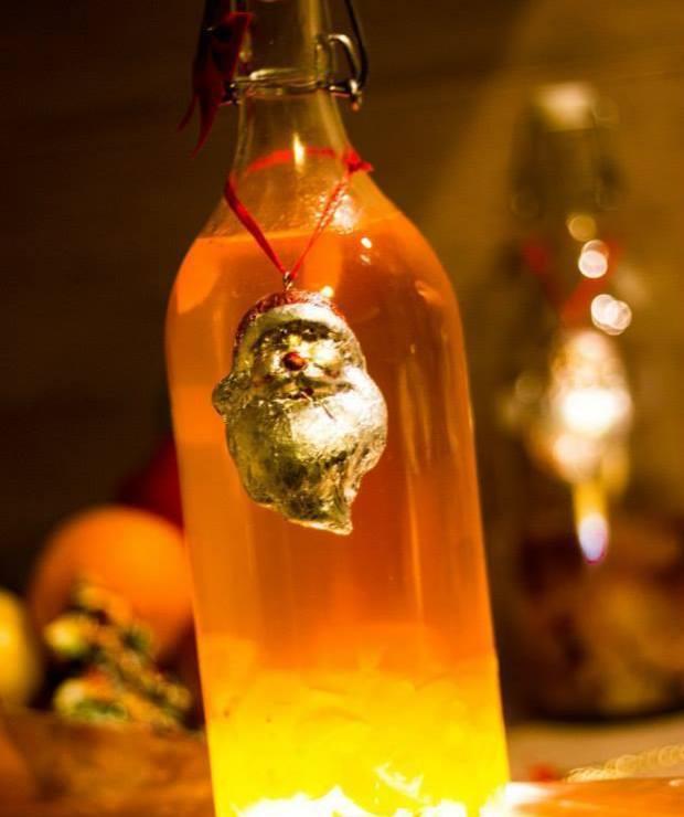 Nalewka z pigwy – pigwówka - Alkoholowe