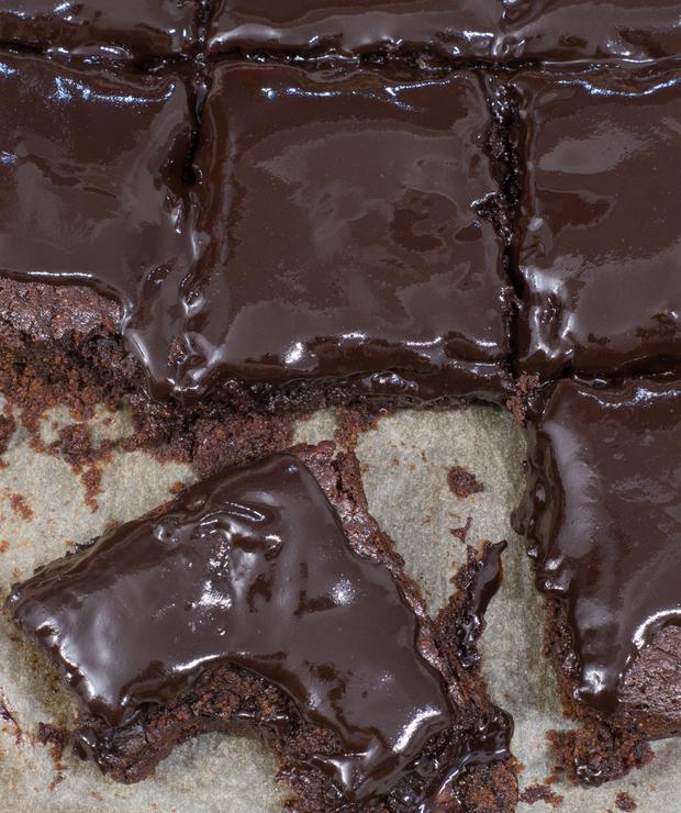Wegański piernik czekoladowy (bardzo wilgotny) - Pierniki