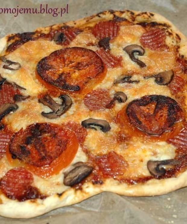Pizza z 1987r. - Pizza i calzone