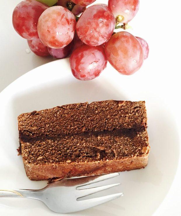 Ciasto z batatów z nutką daktylową - Inne