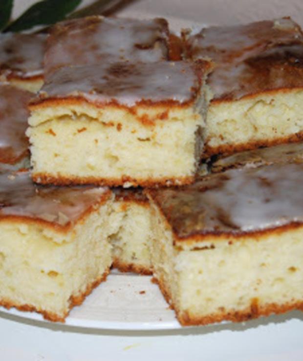 Ciasto ucierane z serkiem grani - Ucierane