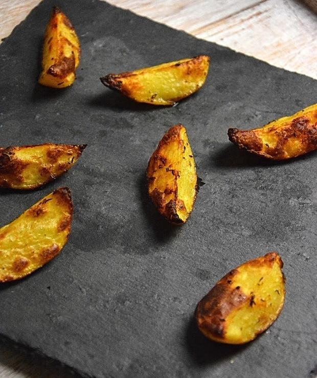 Pieczone ziemniaki - Dodatki