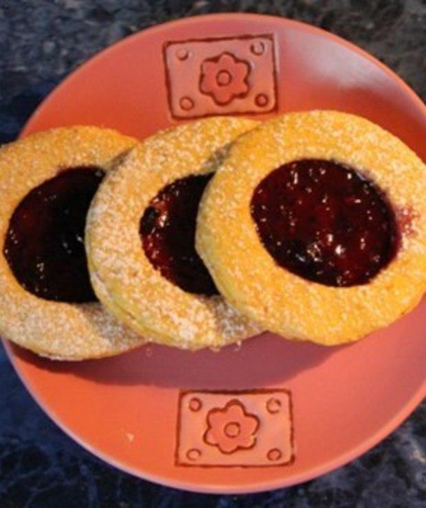 Ciasteczka  marchewkowe - Ciastka
