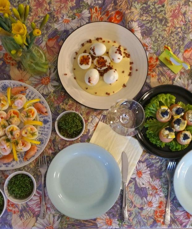Co Duńczycy jedzą na Wielkanoc - Na zimno
