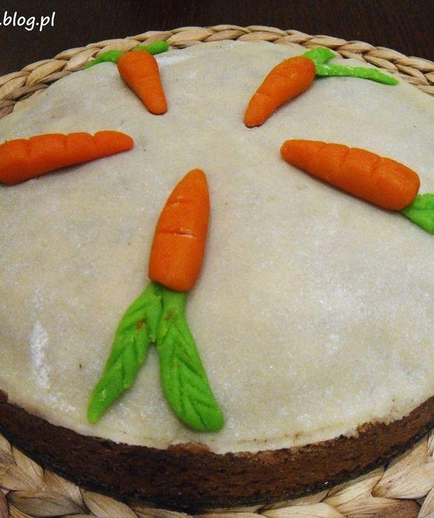 Ciasto marchewkowe z orzechami i rodzynkami - Inne