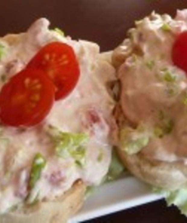 Pasta z  tuńczyka (Hiszpania) - Pasty do chleba