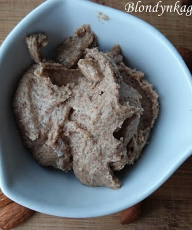 Masło Migdałowe - Pasty do chleba