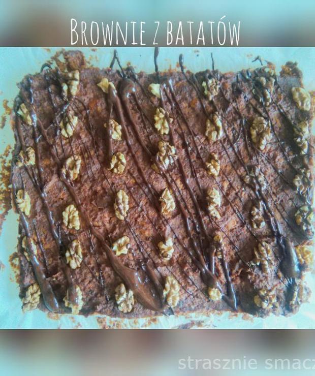 Brownie z batatów - Inne