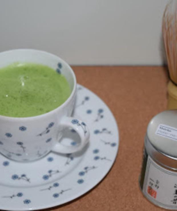 Herbata Matcha (Japonia) - Gorące