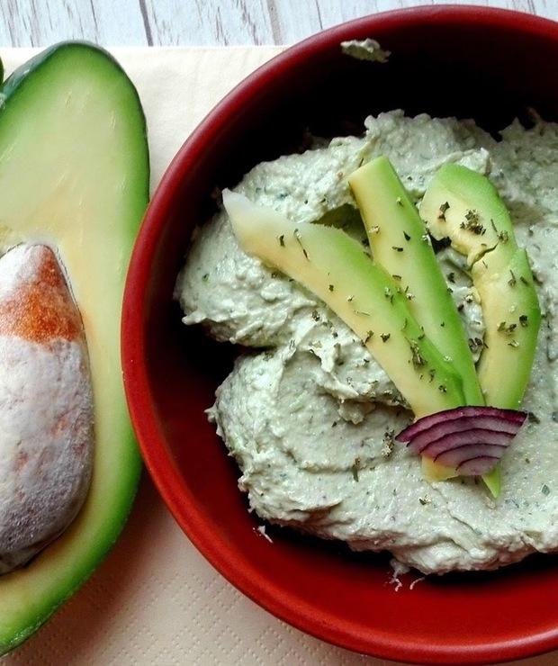 Pasta kanapkowa z awokado - Pasty do chleba