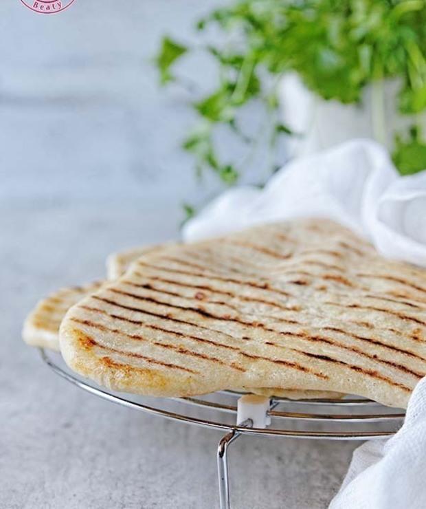 Flatbread – podpłomyki - Chleby