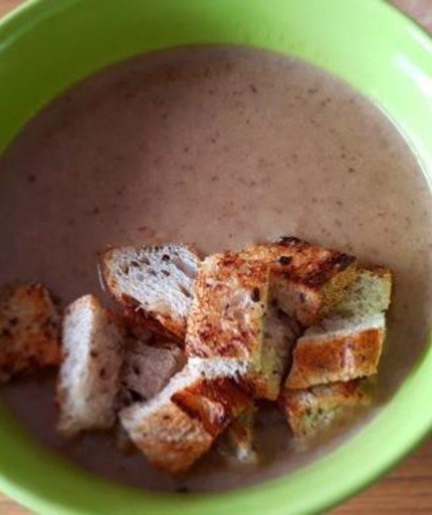 Zupa grzybowa krem - Kremy
