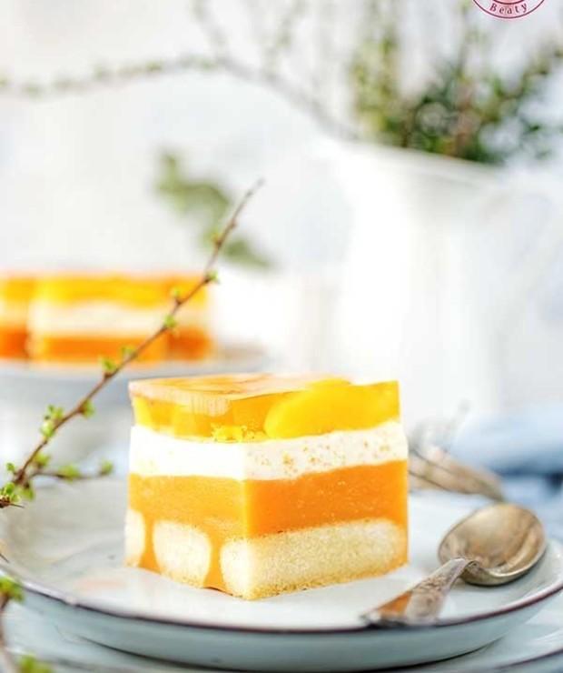 Ciasto Kubuś odchudzone - Bez pieczenia
