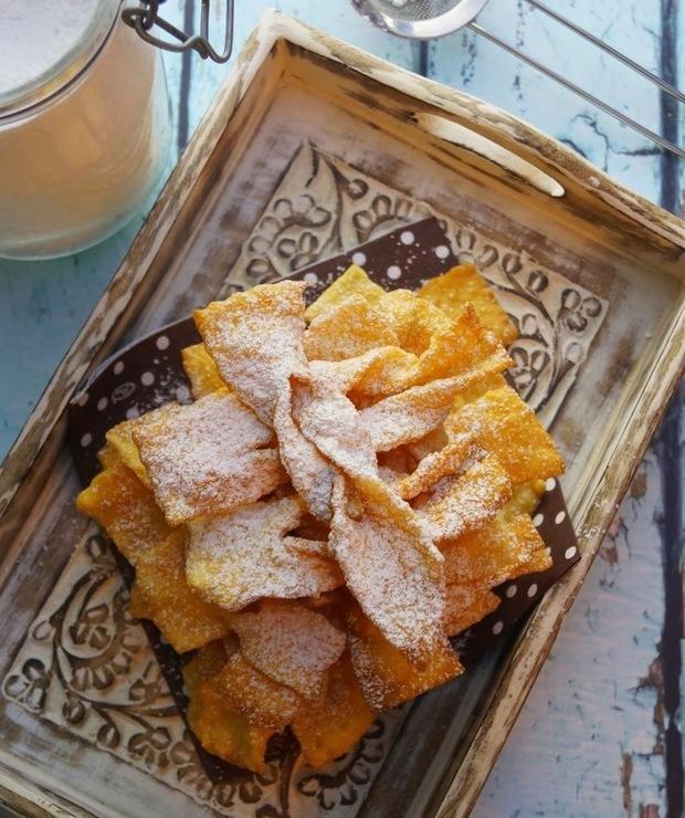 Karnawałowe słodkości - zbiór przepisów - Ciastka