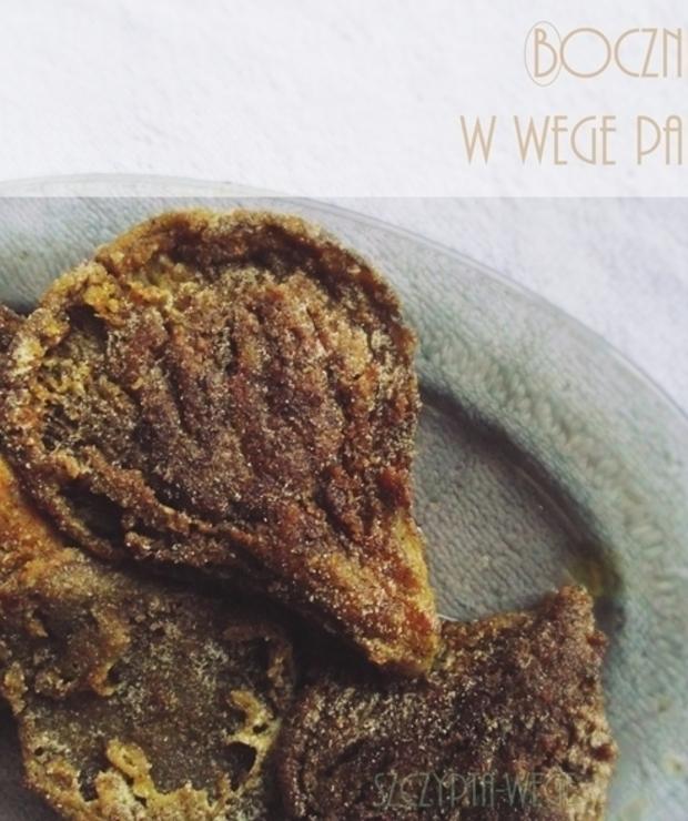 Boczniaki w wegańskiej panierce (bez glutenu) - Potrawy z grilla