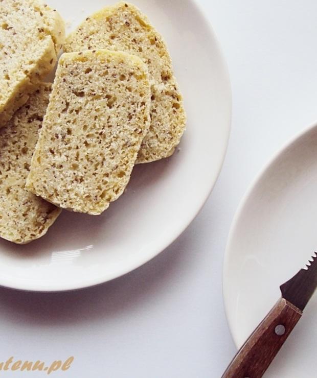 Chleb z mąką z sorgo, ziemniakami i z nasionami płesznika II (bez glutenu) - Bezglutenowe