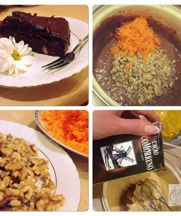 Ciasto marchewkowe! - Inne