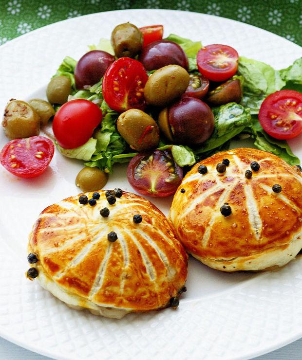 Szybki Obiad Czyli Francuskie Nadziane Targ Smaku