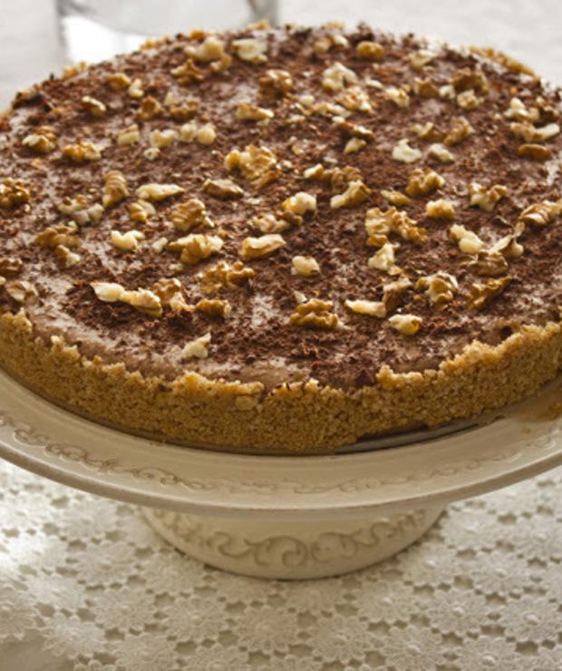 Tofurnik czekoladowy - Desery i ciasta