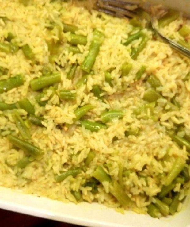 Szybki ryż z piekarnika - Dania z ryżu i kaszy