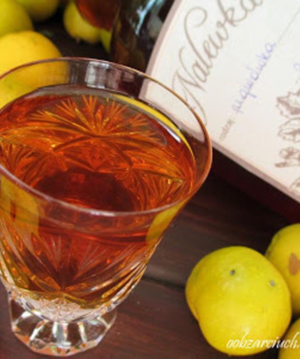 Pigwówka - Alkoholowe