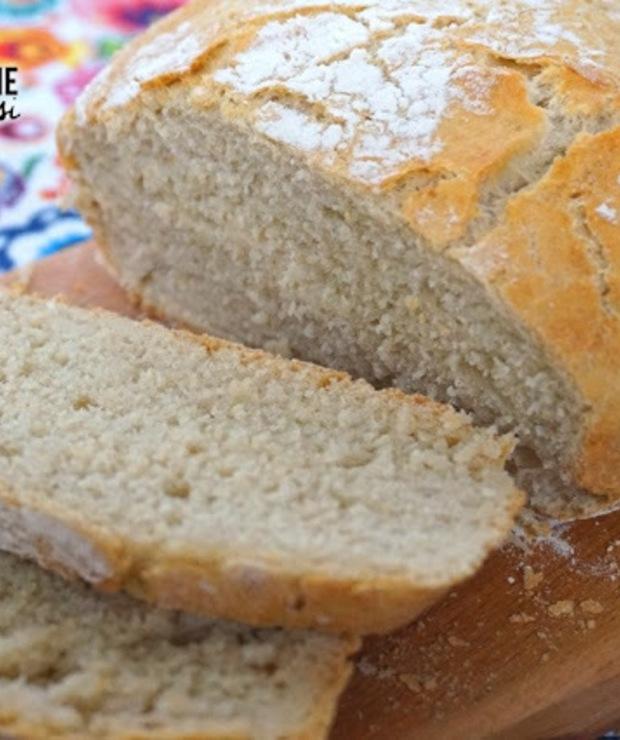 Mięciutki chleb z garnka z chrupiącą skórką - prosty przepis! - Inne